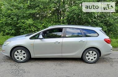 Унiверсал Opel Astra J 2011 в Жмеринці
