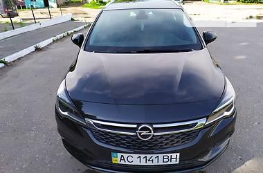 Opel Astra K 2016 в Нововолынске