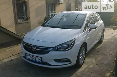 Opel Astra K 2016 в Бериславе