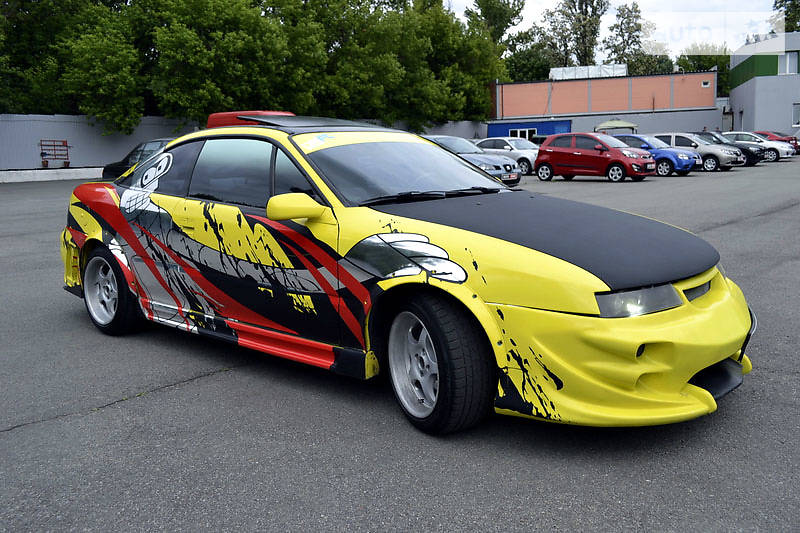 Opel Calibra 1990 року