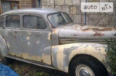 Opel Capitan 1939 в Львове