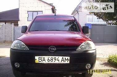 Opel Combo груз. 2004 в Павлограде