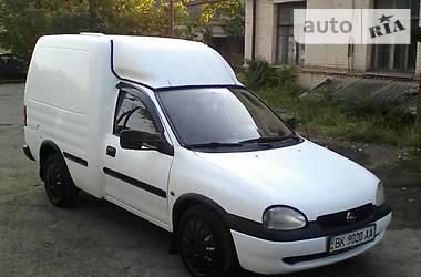 Opel Combo груз.  2001