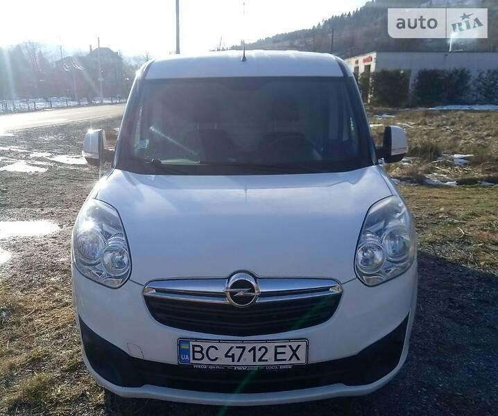 Opel Combo груз. 2012 в Бориславе