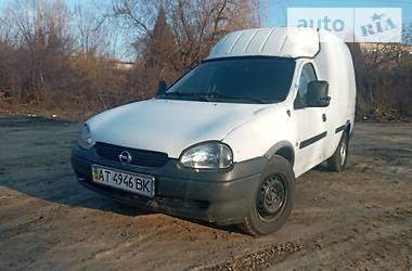 Opel Combo груз. 1999 в Ивано-Франковске