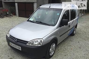 Opel Combo пасс. 2007 в Хусте
