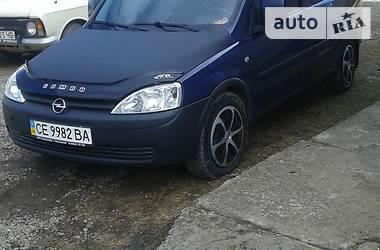 Opel Combo пасс. 2010 в Черновцах