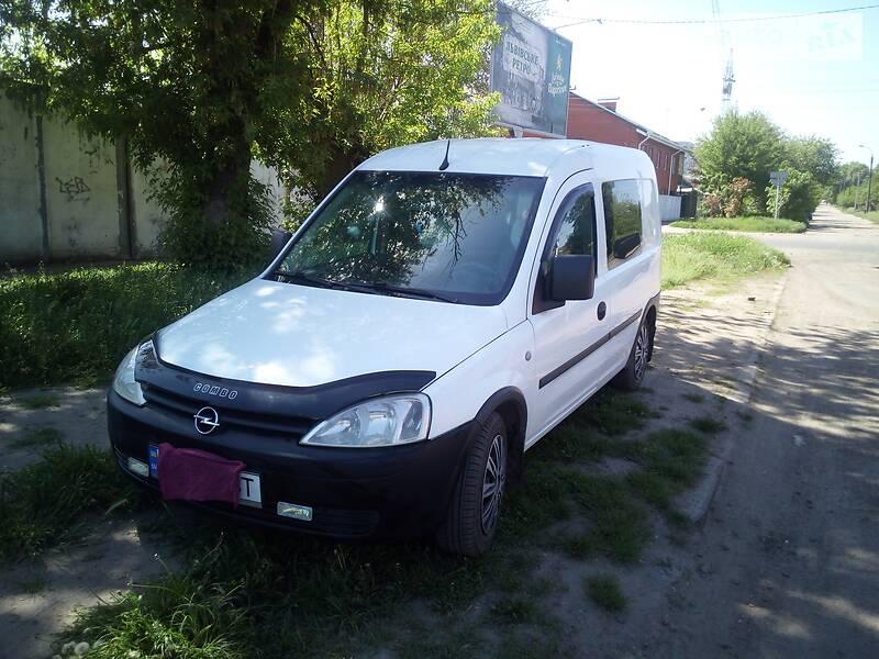 Opel Combo пасс. 2005 в Черкассах