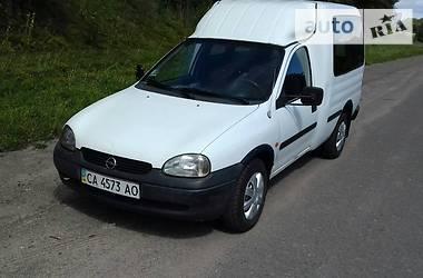 Opel Combo пасс. 1998 в Городище