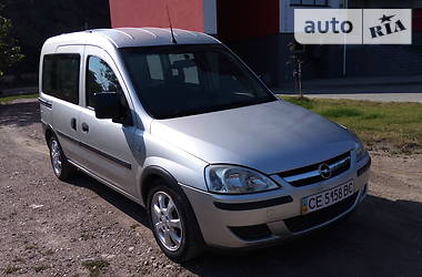 Opel Combo пасс. 2007 в Черновцах