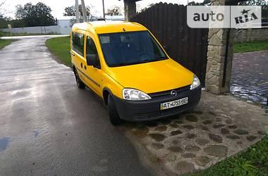 Opel Combo пасс. 2004 в Коломые