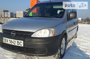 Opel Combo пасс. 2004 в Шепетовке