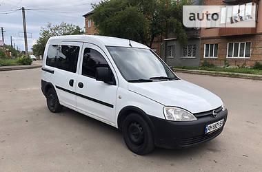 Opel Combo пасс. 2003 в Бердичеве