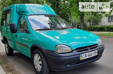 Opel Combo пасс. 1996 в Черкассах