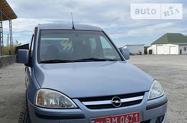Opel Combo пасс. 2007 в Луцке