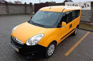Opel Combo пасс. 2013 в Ровно