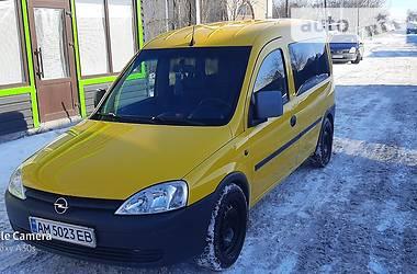 Opel Combo пасс. 2005 в Киеве