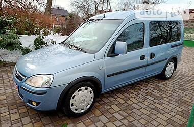Opel Combo пасс. 2006 в Ровно