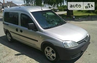 Opel Combo пасс. 2006 в Львові