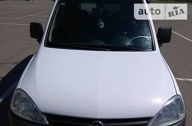 Opel Combo пасс. 2008 в Києві
