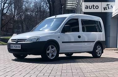Opel Combo пасс. 2005 в Кам'янському