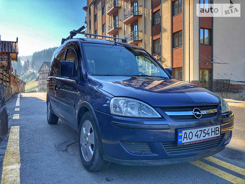 Opel Combo пасс. TOUR