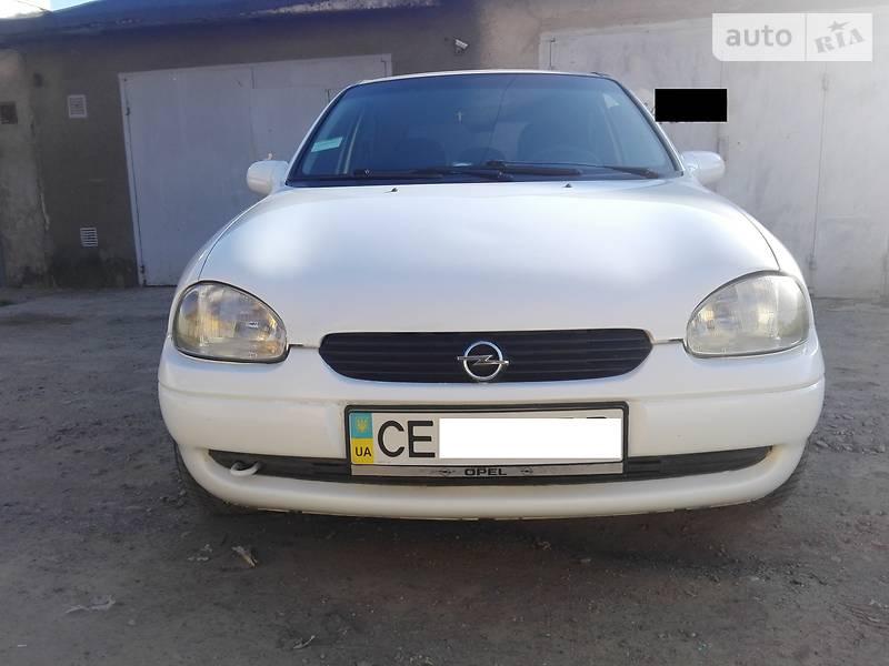 Opel Corsa 1999 в Черновцах