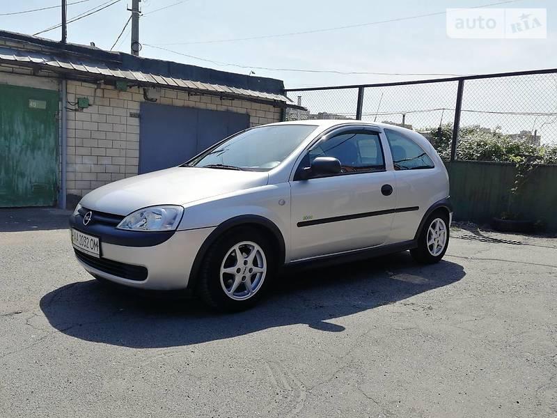 Opel Corsa 2002 в Києві