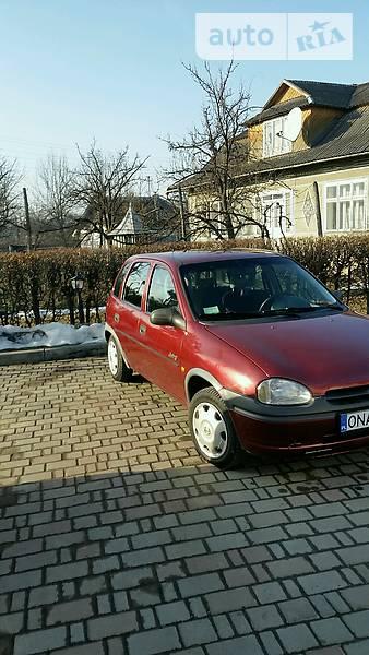 Opel Corsa 2000 року в Івано-Франківську