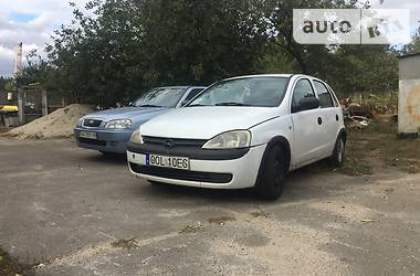 Opel Corsa 2004 в Киеве