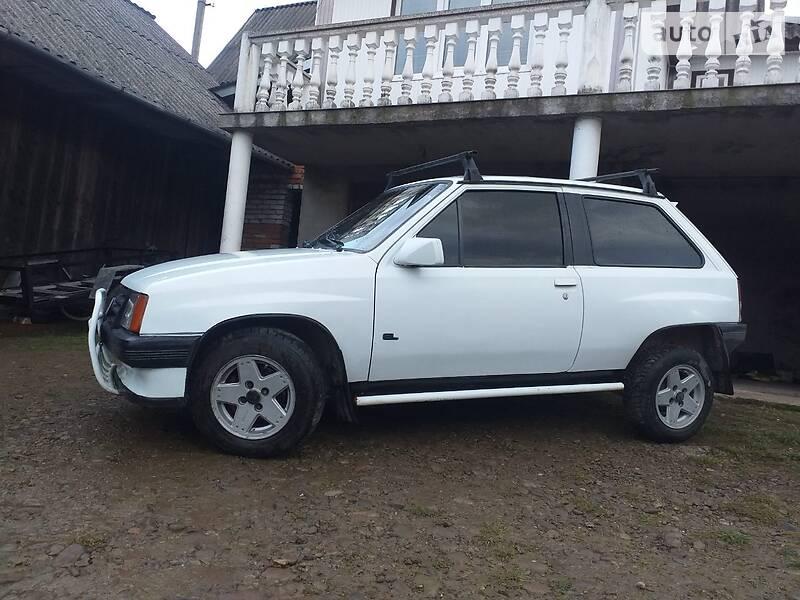 Opel Corsa 1989 в Калуше
