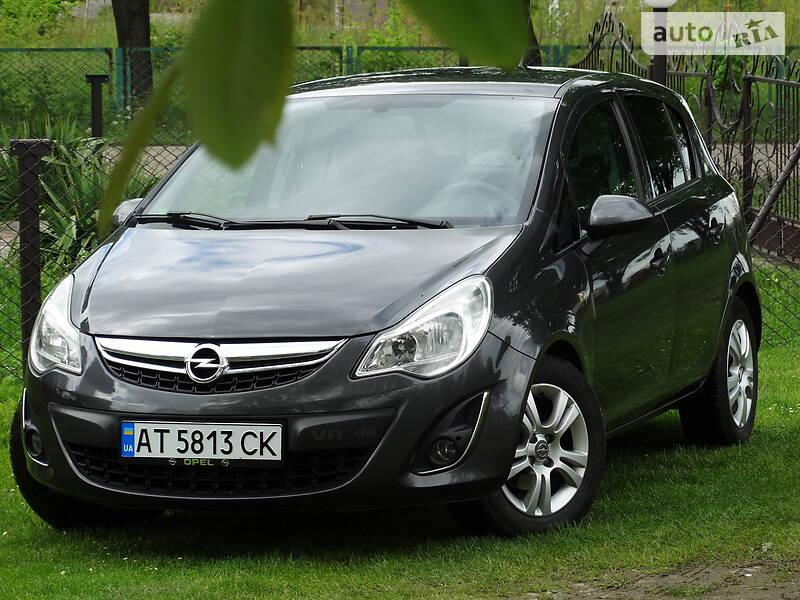 Opel Corsa 2012 в Стрые