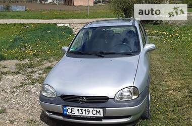 Opel Corsa 1998 в Черновцах
