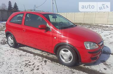 Opel Corsa 2004 в Ровно
