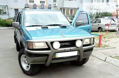 Opel Frontera 1993 в Черкассах