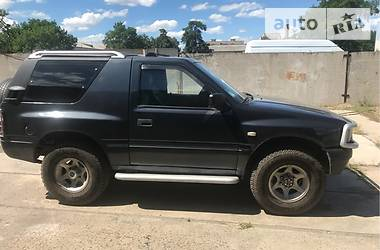 Opel Frontera 1995 в Новомосковске