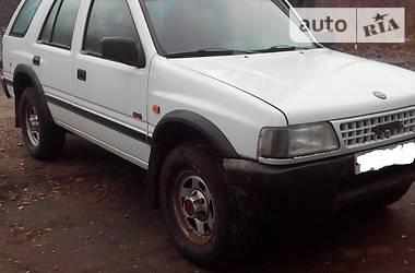 Opel Frontera 1998 в Донецке