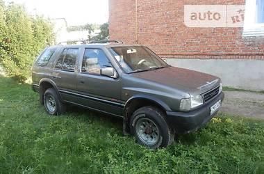 Opel Frontera 1993 в Львові
