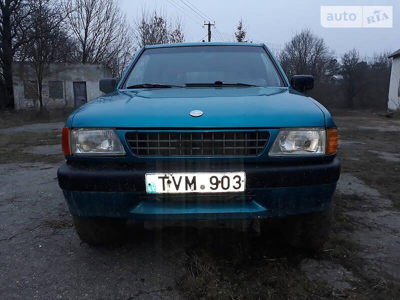 Opel Frontera 1996 в Виньковцах