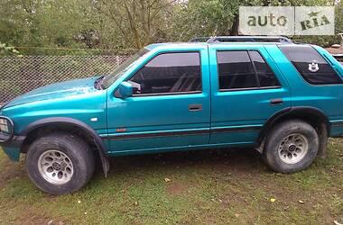 Opel Frontera 1995 в Долине