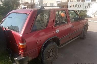 Opel Frontera 1995 в Львове