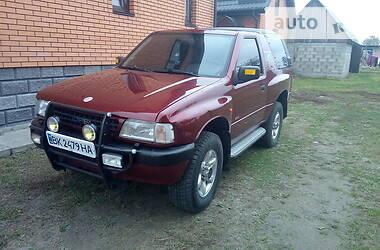 Opel Frontera 1996 в Ровно