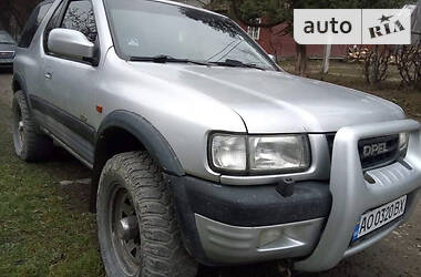 Opel Frontera 2000 в Рахове