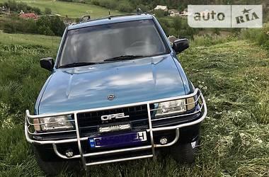 Внедорожник / Кроссовер Opel Frontera 1992 в Борщеве