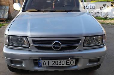 Другой Opel Frontera 2004 в Сквире