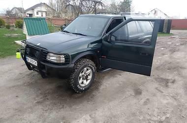 Внедорожник / Кроссовер Opel Frontera 1996 в Рокитном