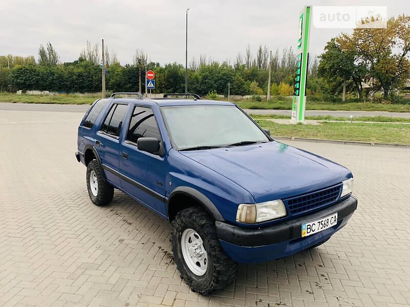 Opel Frontera Long
