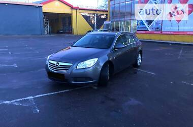 Opel Insignia Sports Tourer 2010 в Житомире