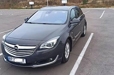 Универсал Opel Insignia Sports Tourer 2014 в Бердянске