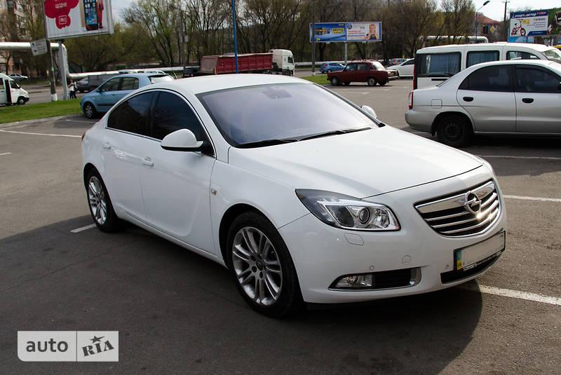 Opel Insignia 2010 в Днепре